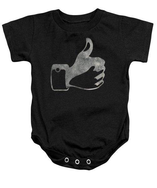 Thumbs Up Tee Baby Onesie