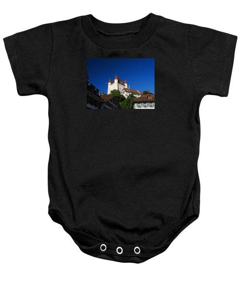 Thun Castle Baby Onesie