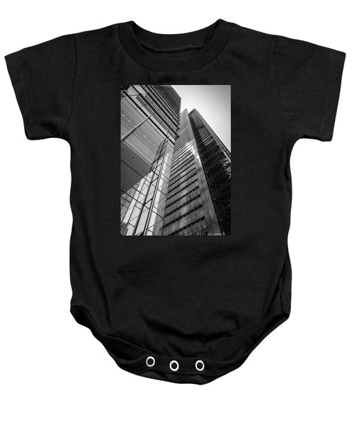 To The Top   -27870-bw Baby Onesie