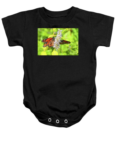 Together We Can Fly So High Baby Onesie