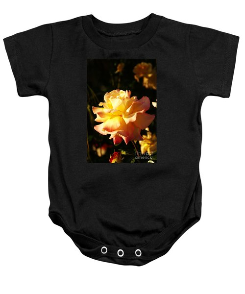Together We Stand Baby Onesie