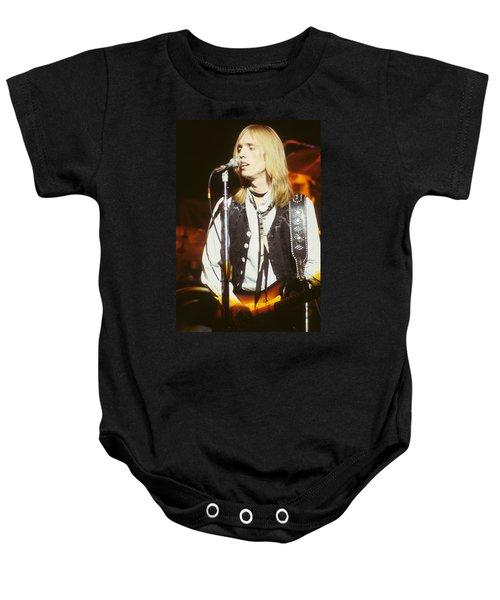 Tom Petty Baby Onesie