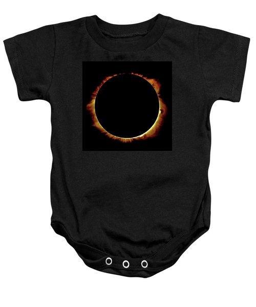 Totality Over Processed Baby Onesie