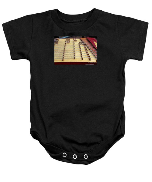 Traditional Chinese Instrument Baby Onesie