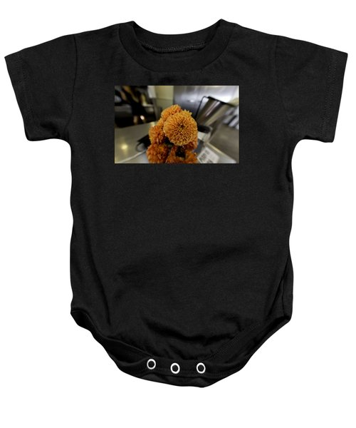 Treats At The Ice Cream Parlor Baby Onesie