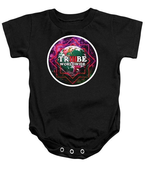 Triiibe Worldwide By Lorcan Baby Onesie