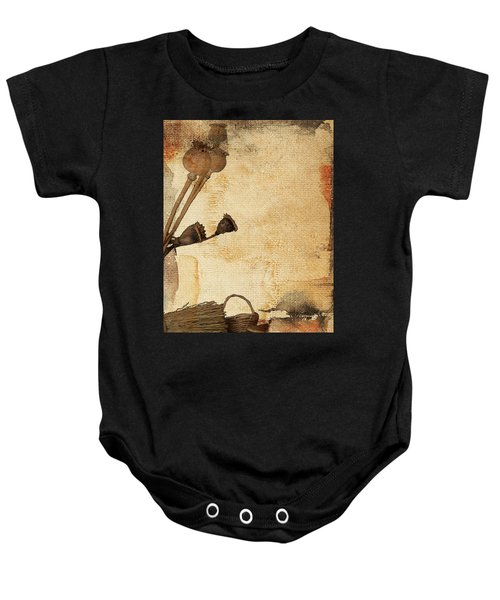Truth In Raw Simplicity I Baby Onesie