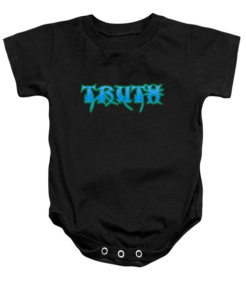 Truth Baby Onesie