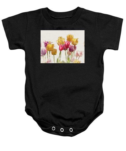 Tulipe Baby Onesie