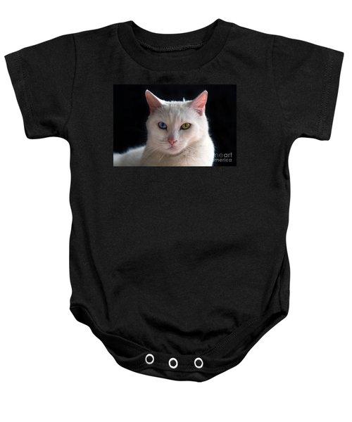 Angora Cat Baby Onesies Fine Art America