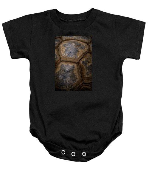 Turtle Shell Baby Onesie