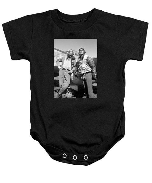 Tuskegee Airmen Baby Onesie