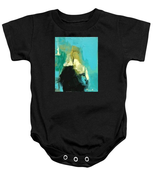 Unearthed Fire Baby Onesie