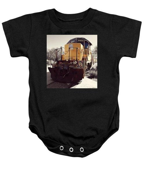 Union Pacific No. 9950 Baby Onesie