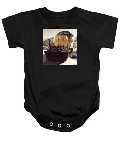 Union Pacific No. 9950 Baby Onesie
