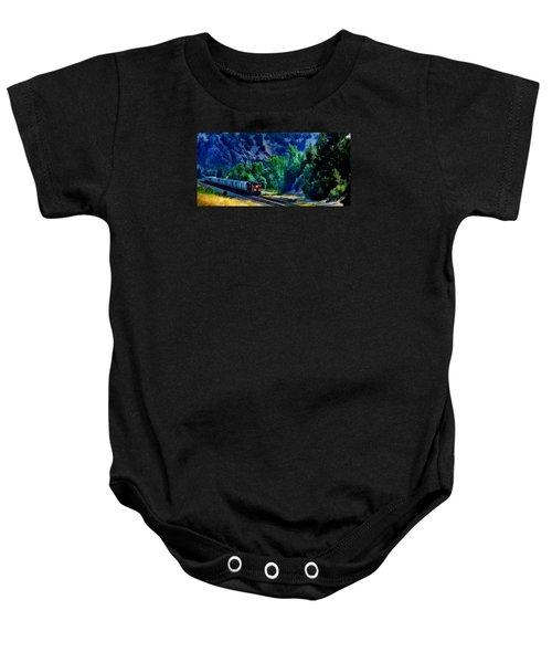 Union Pacific - South Dakota Baby Onesie