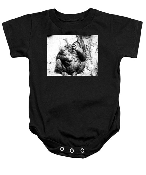 Unruly Baby Onesie