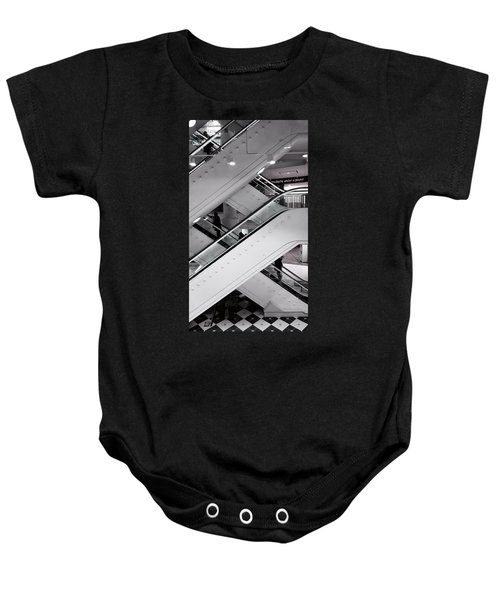 Up And Down Baby Onesie