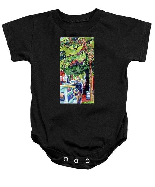 Urban Jungle Baby Onesie