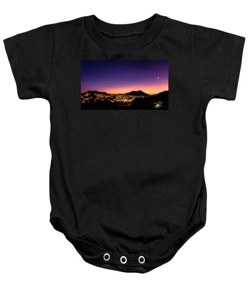 Urban Nights Baby Onesie