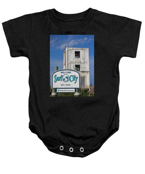 Vacation Destination  Baby Onesie