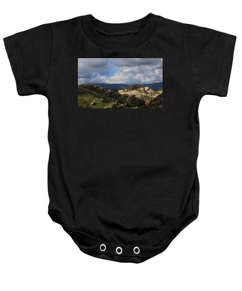 Vasquez Rocks Natural Area Baby Onesie
