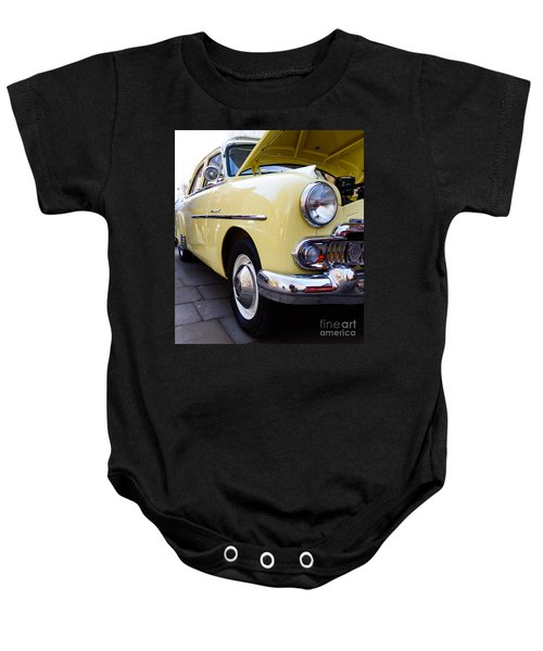 Vauxhall Velox Baby Onesie