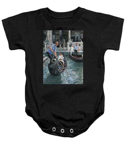 Venice. Il Bacino Orseolo Baby Onesie