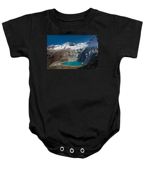 View From Punta Union Baby Onesie