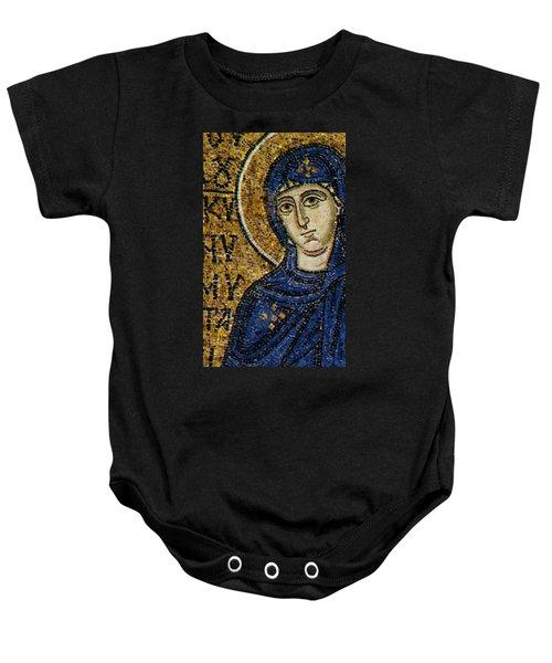 Virgin Mary Baby Onesie
