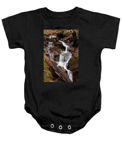 Walden Creek Cascade Baby Onesie