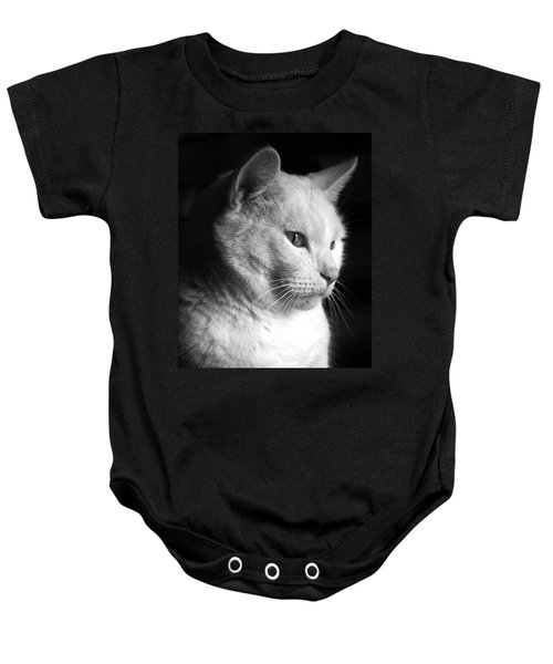 Watchful Baby Onesie by Bob Orsillo