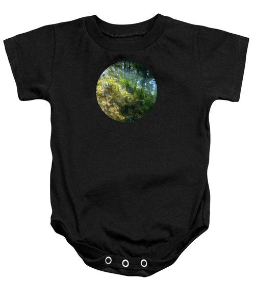 Water Colors Baby Onesie