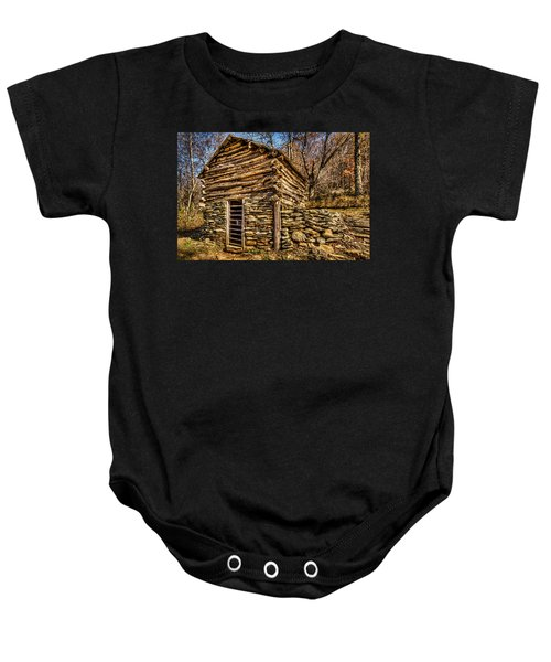 Water Shed Baby Onesie