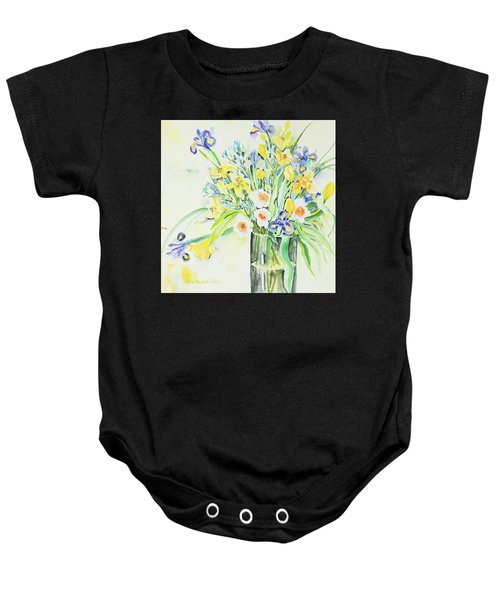 Watercolor Series 143 Baby Onesie