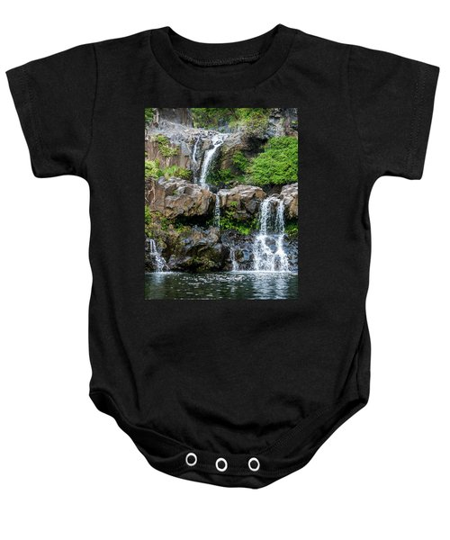 Waterfall Series Baby Onesie