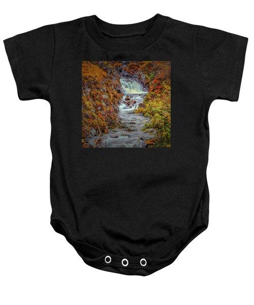 Waterfall #g8 Baby Onesie