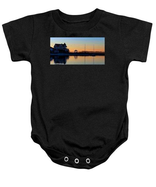 Waterfront Living Baby Onesie