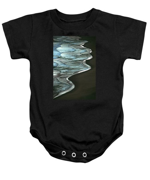 Waves Of The Future Baby Onesie