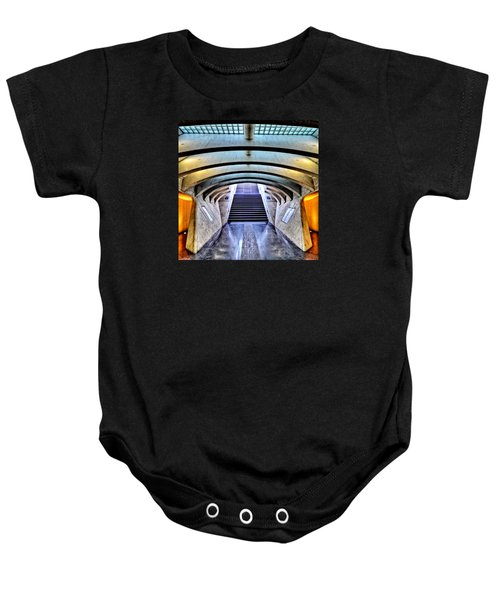 Way Out Baby Onesie