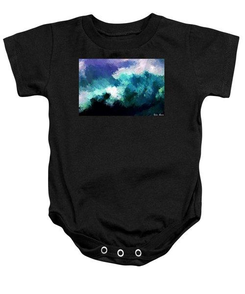 Weathering The Storm Baby Onesie