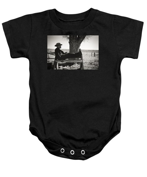 Welcome To Flavor Country Baby Onesie