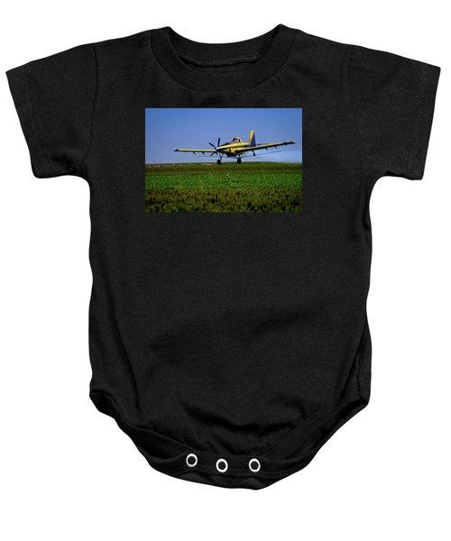 West Texas Air Force 2 Baby Onesie