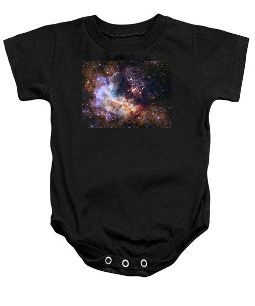 Westerlund 2 - Hubble 25th Anniversary Image Baby Onesie
