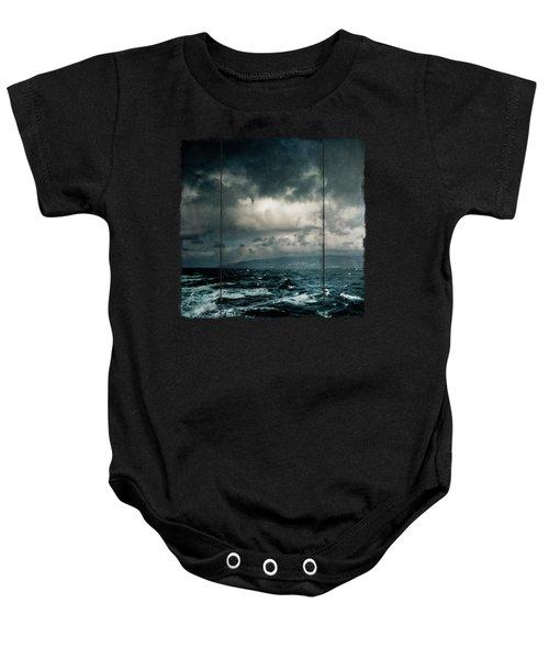 Wild Ocean Baby Onesie