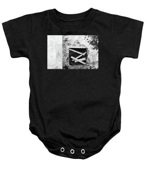 Window #2895 Baby Onesie