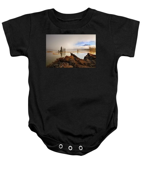 Window Of Opportunity Baby Onesie