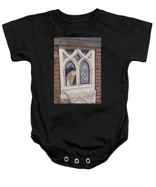 Window Shopping Baby Onesie
