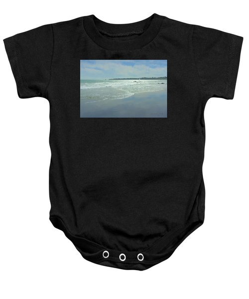 Windsurfer Little Compton, Ri Baby Onesie