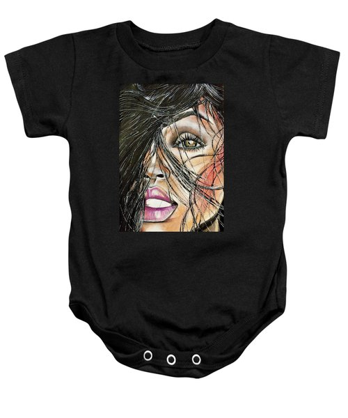 Windy Daze Baby Onesie